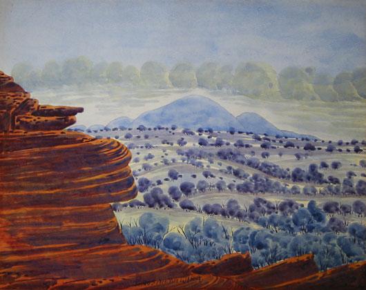 Enos Namatjira (1920-1966)