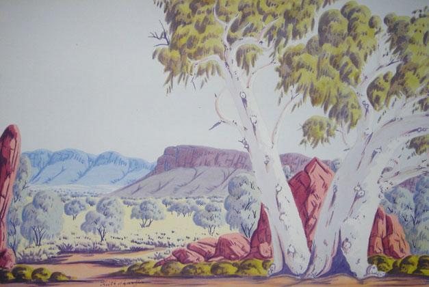 Keith Namatjira (1938-1977)